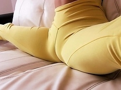 Kindest Astounding Cameltoe Latina! Big Ass! Tyrannical On the up Tits!