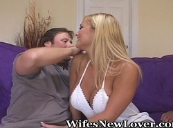 New Lover Be useful to Well-endowed Wife