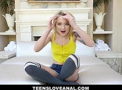 TeensLoveAnal - Anal invasion Nobles Dakota Skye Fucked By Gargantuan Horseshit