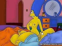 Marge Simpsons closed orgies