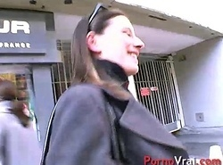 She receives fucked wits a planning worker !! French bungling