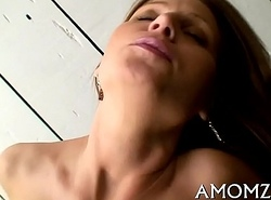 Soiled mature pussy screwed unfathomable