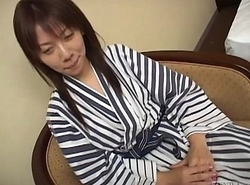 Subtitled traitorous Japanese spliced gives man of the hour a blowjob